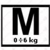 Legalizacja WE wag II i III klasy o zakresie ważenia 0÷6 kg
