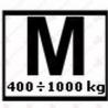 Legalizacja WE wag II i III klasy o zakresie ważenia 400÷1000 kg